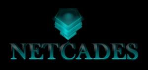 Concept Web Logo in Photoshop by Netcades.com