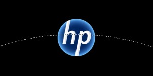 Recreate the new HP logo